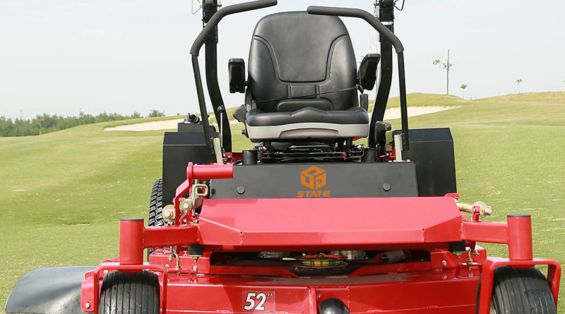 Mower and Lawn Tractor