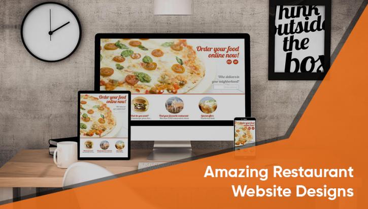 best food websites design