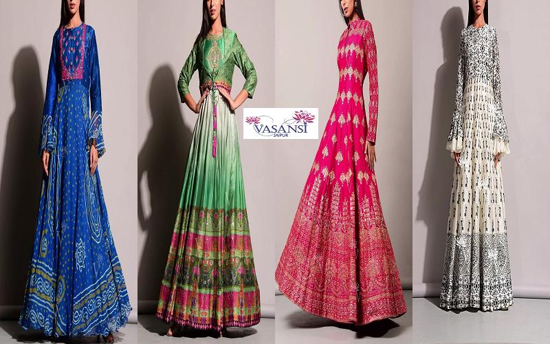 Top 7 Picks on Most Fascinating Anarkali Suits Online