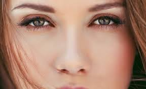 beauty of your eyes