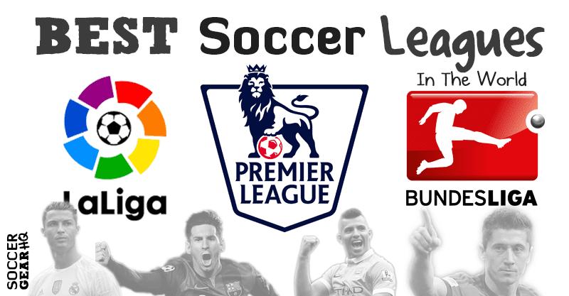 Top Football Leagues