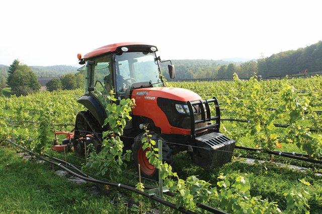 best vineyard tractor