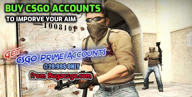 Buy CSGO Accounts