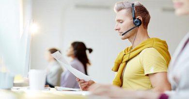 call centre script