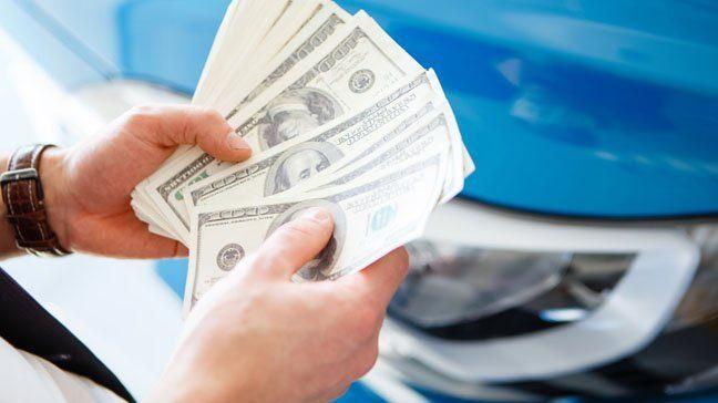 cash for a car