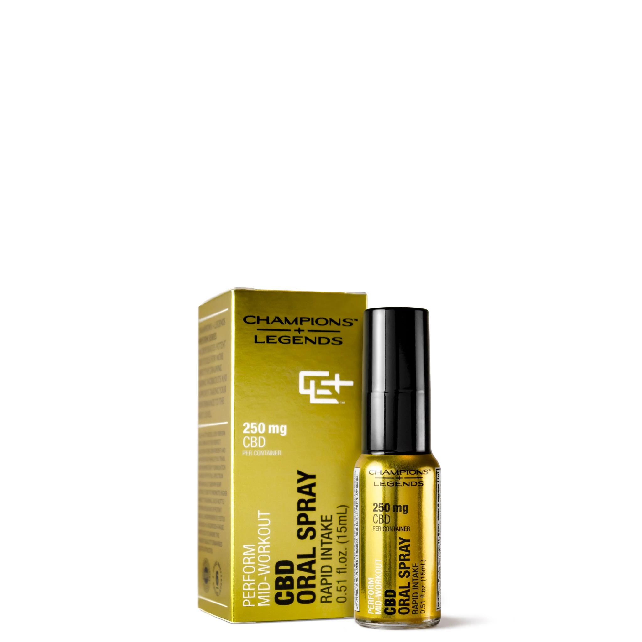 CBD Oil Spray