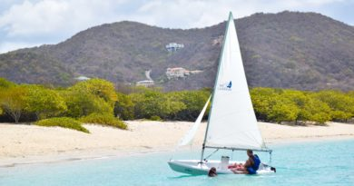Day Sailing Caribbean