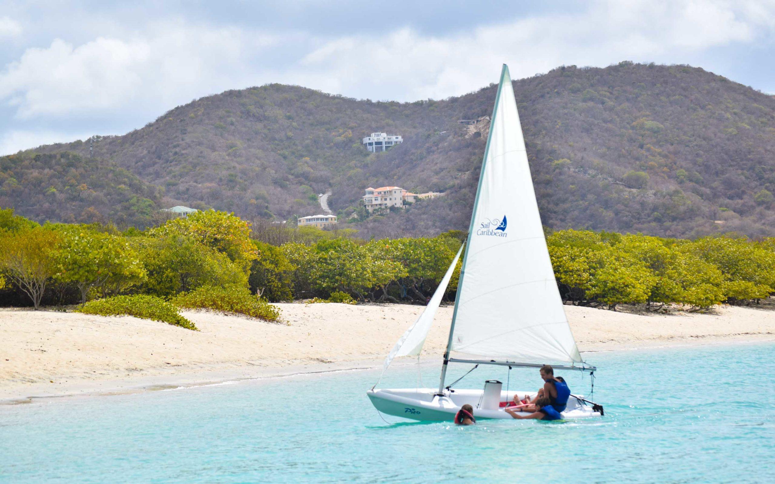 Day Sailing Caribbean