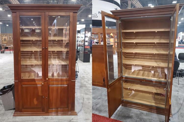 cigar accessory cabinet