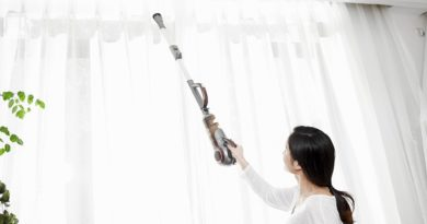Cleaning Curtains