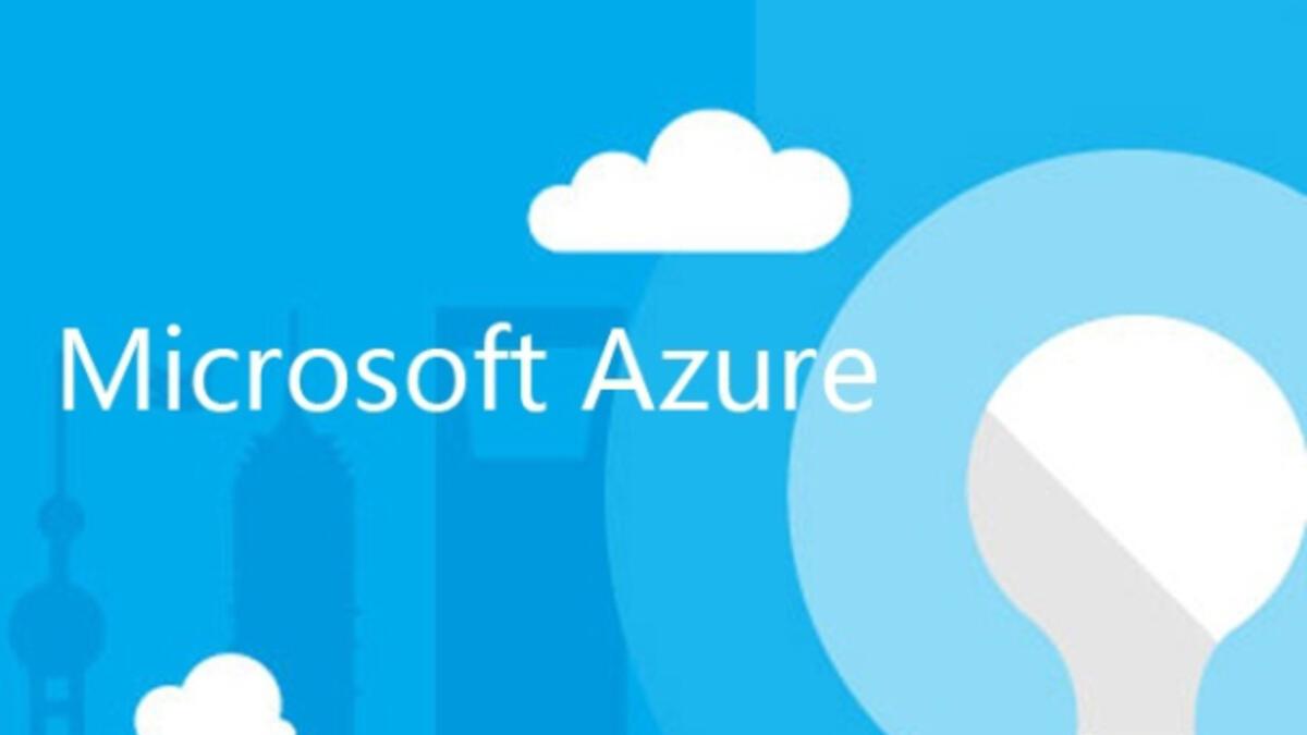 cloud computing using Azure training