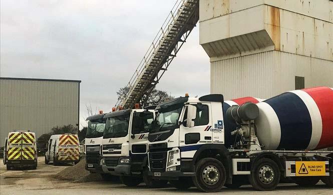 concrete suppliers Croydon