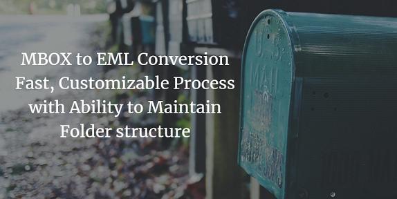 convert mbox to eml