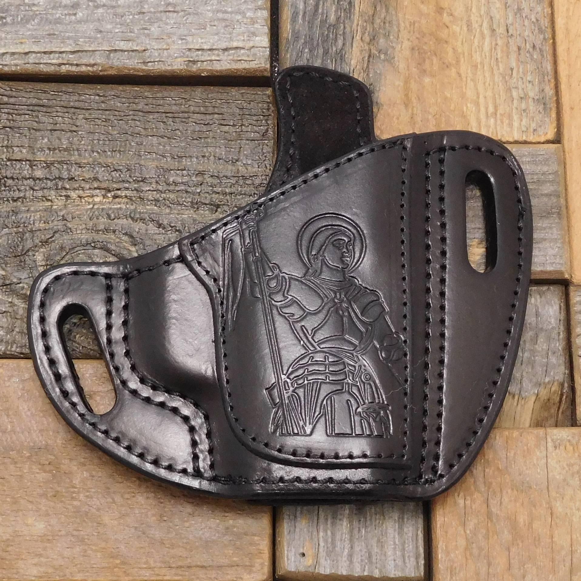 custom leather holsters