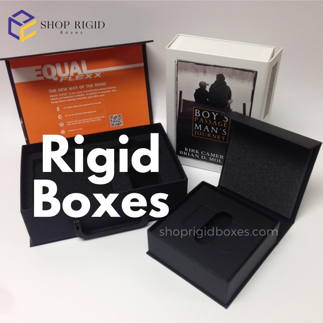 custom printed rigid boxes