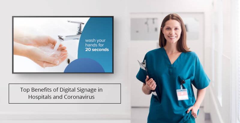 Digital Signage in Hospitals