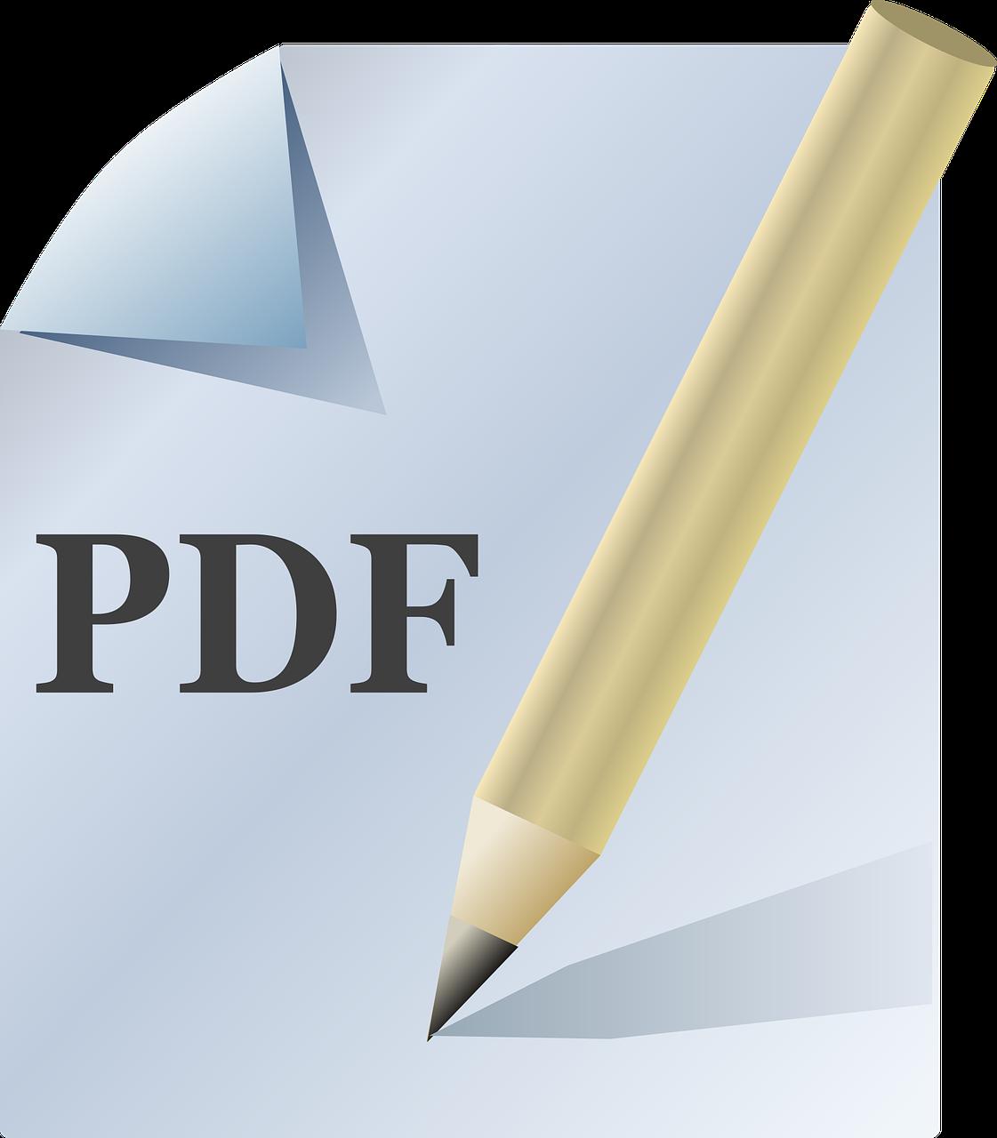 PDF files with passwords