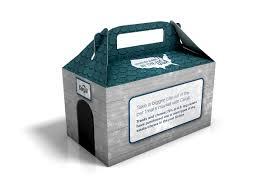 Kraft Gable Boxes