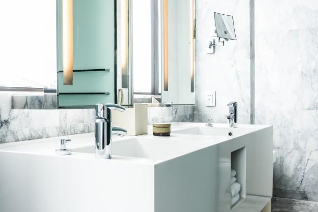 Luxury bathroom tiles UK