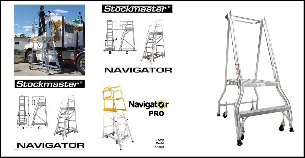 stockmaster ladder