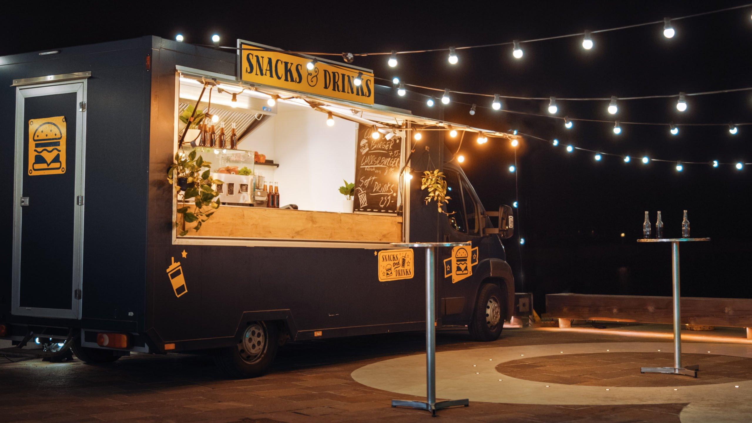 food truck rental nyc