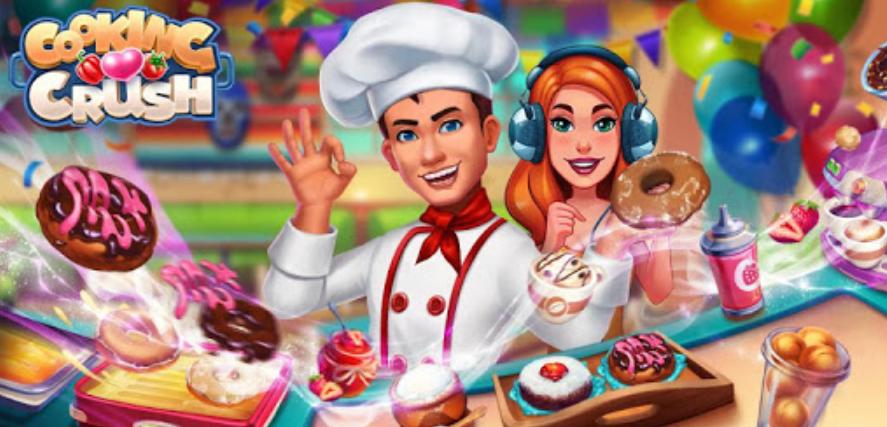 Cooking Crush — A Culinary Fiesta: