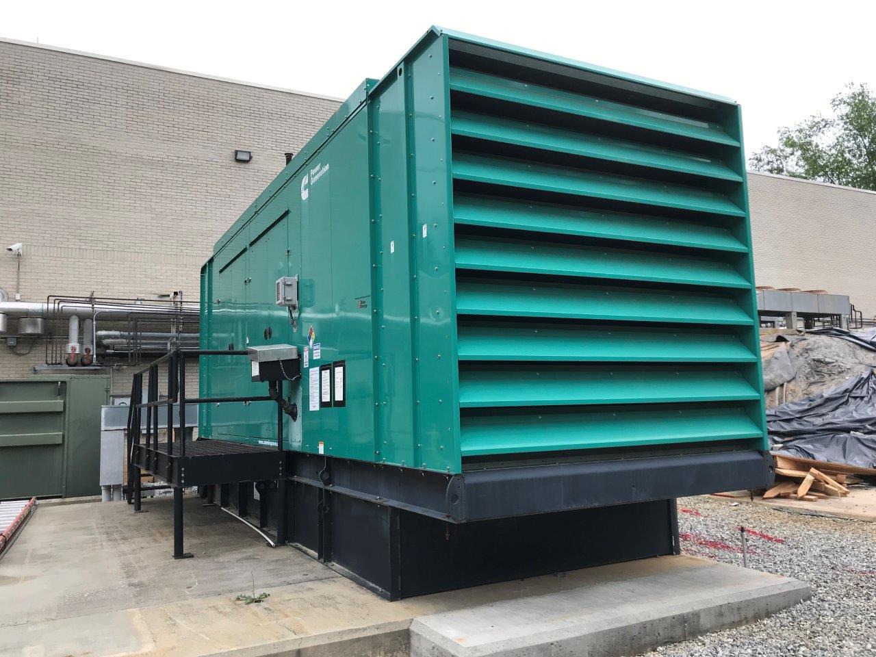 generator installation companies