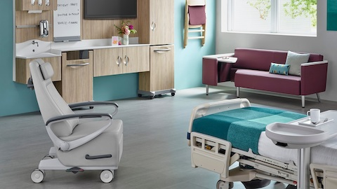 global hospital furniture market