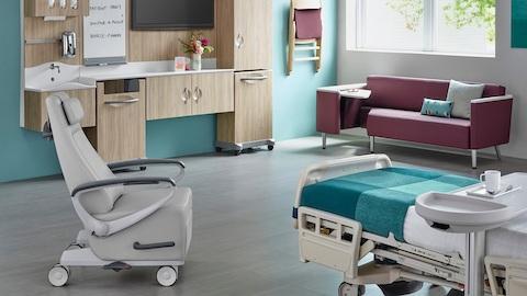 global hospital furniture market