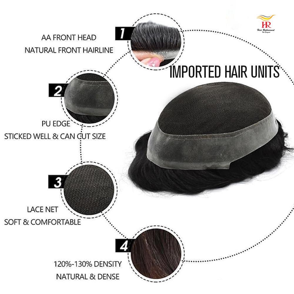 hair Wig unit