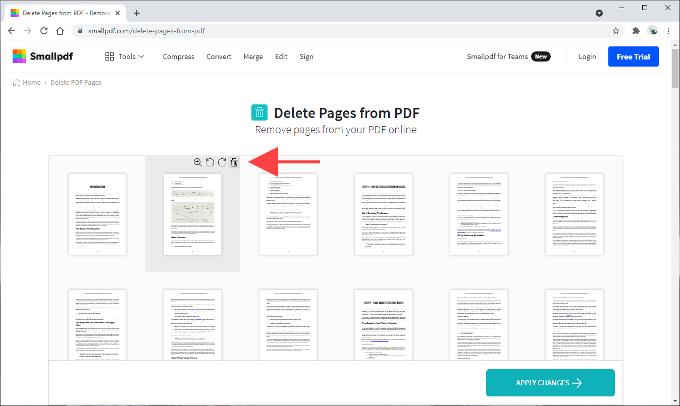 Best Tools To Remove PDF Pages