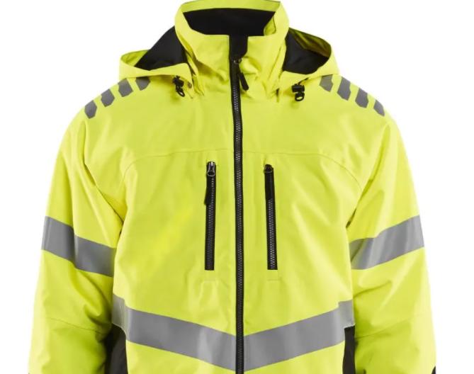 hi visibility clothing