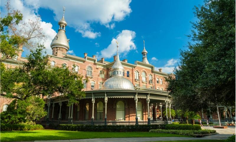 historic tampa bay fl university