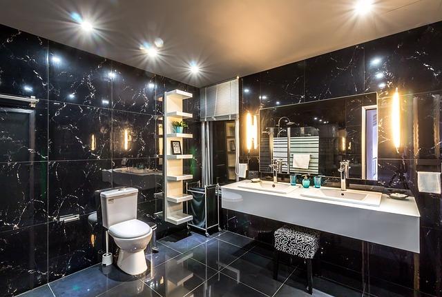 Bathroom Cabinets Wraps