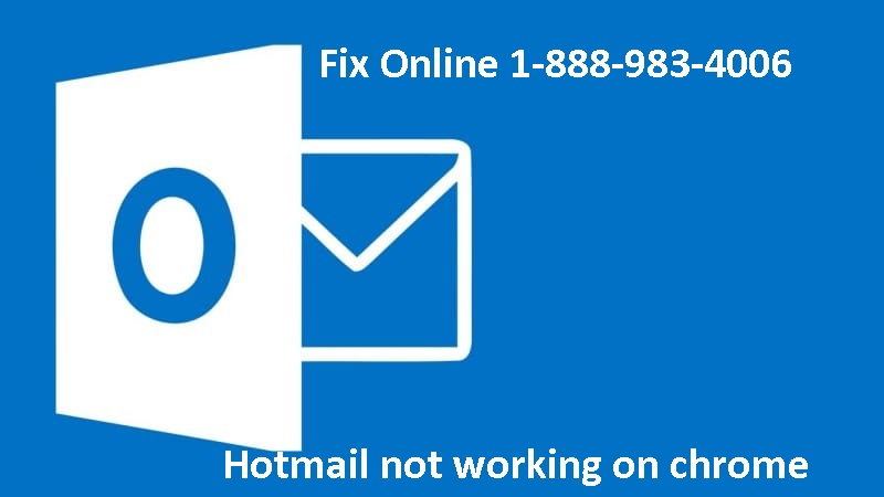 hotmail not working on chrome