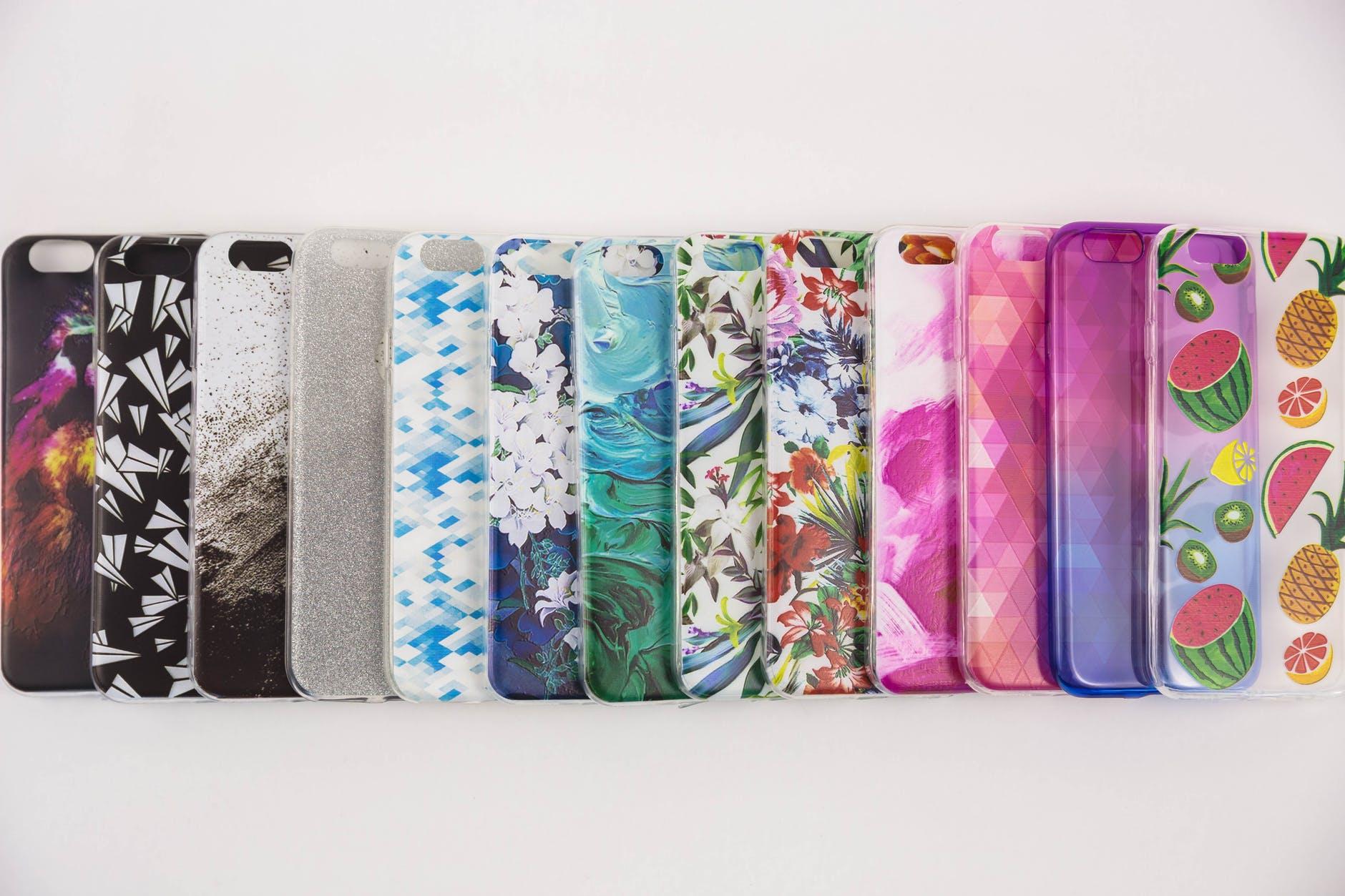 iPhone case colors