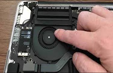clean Laptop fans