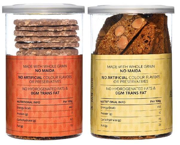 Hey Grain Cookies