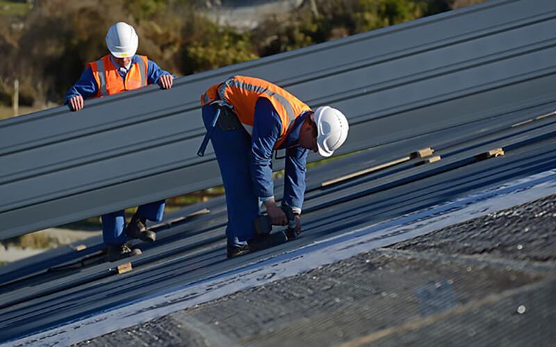 Industrial Roofing Contractor in India