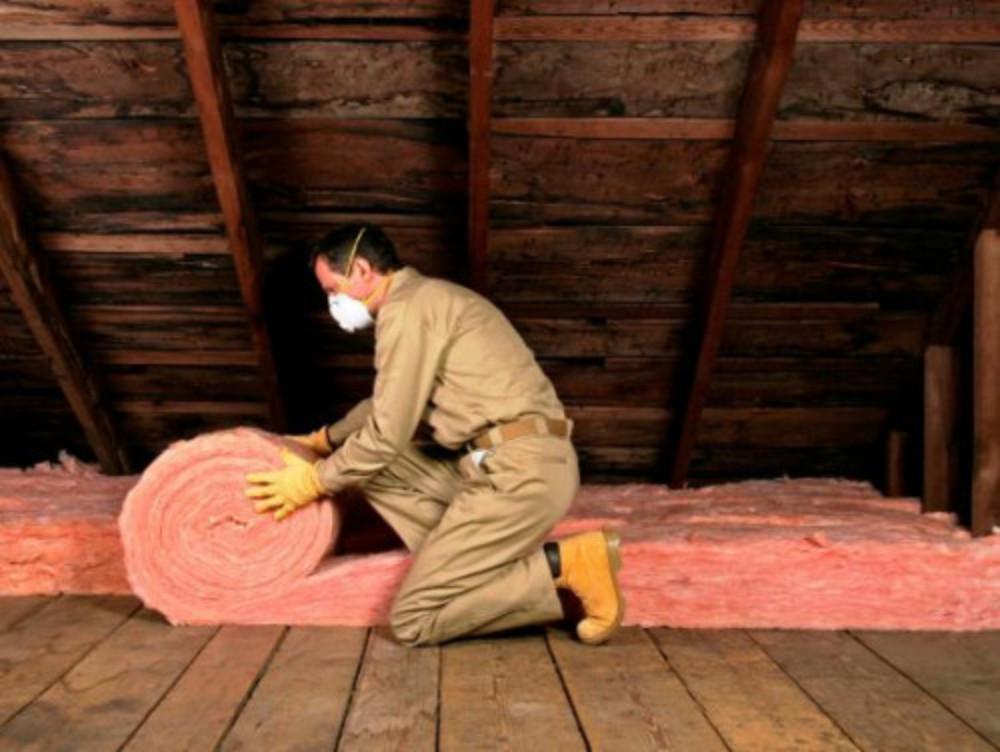 insulation contractor in Los Angeles