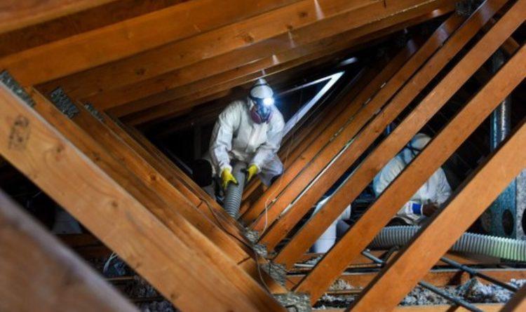insulation contractors in Downey