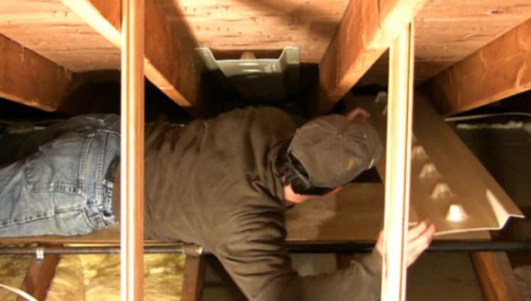 insulation contractors in Torrance