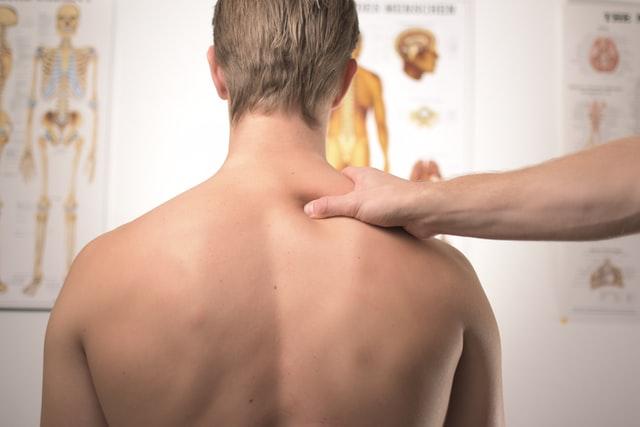 exercises for a frozen shoulder