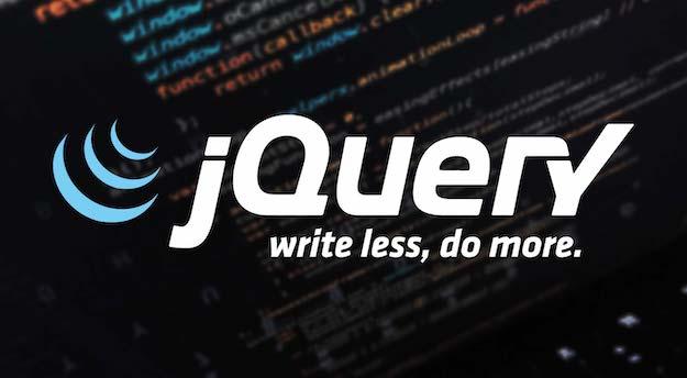 jquery in web design