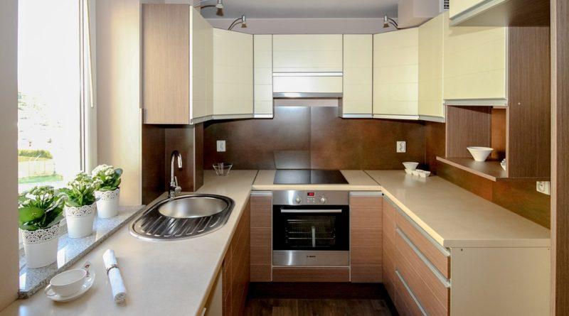 kitchen interior design -marble and floor tiles design