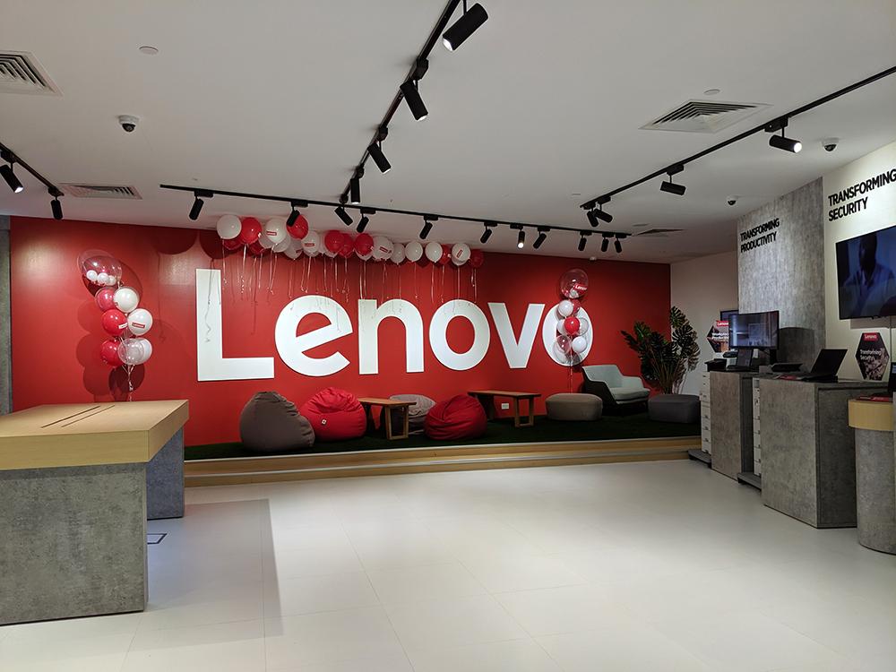Lenovo Service Centre in Singapore