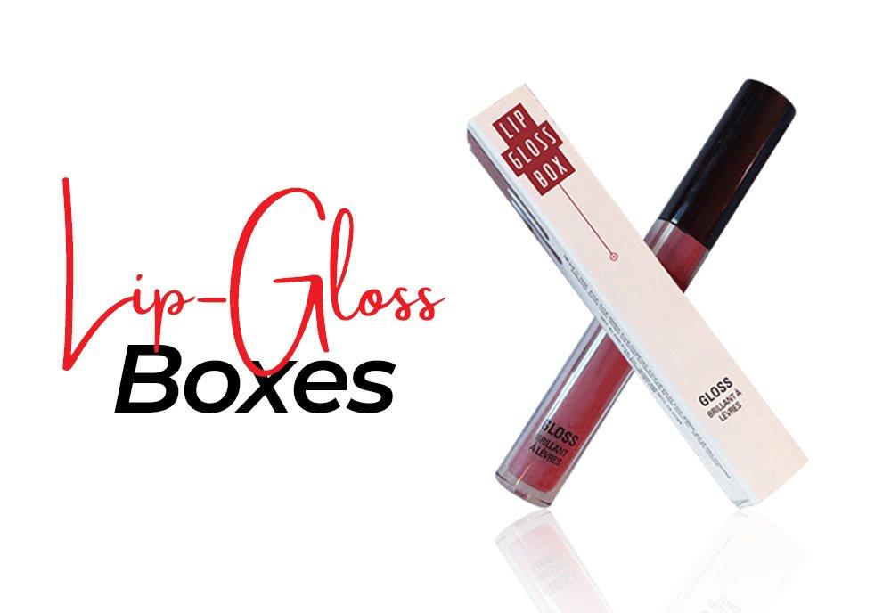 Lip Gloss Custom packaging