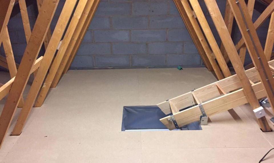 Loft Boarding for New Build