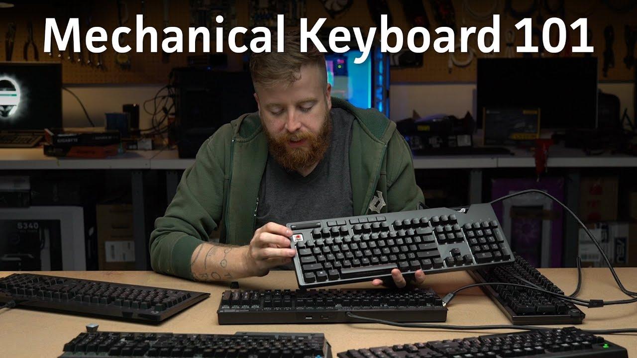 How to choose a mechanical keyboard?