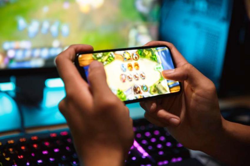 mobile slot game